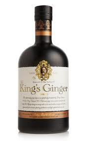 The King's Ginger Liqueur 750ml